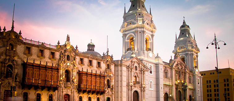 Anniversary of Lima