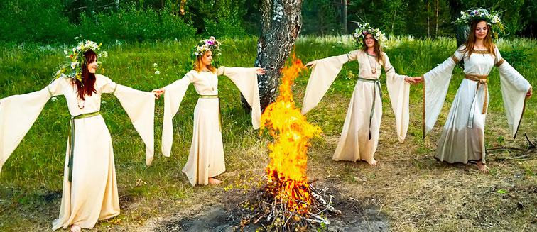 Feast of Ivan Kupala