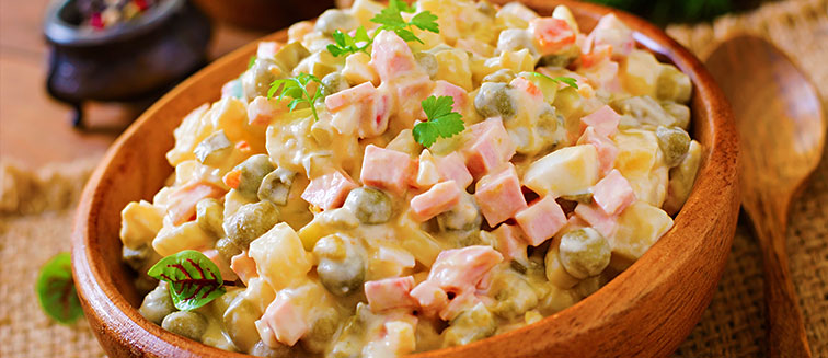 Olivie Salad