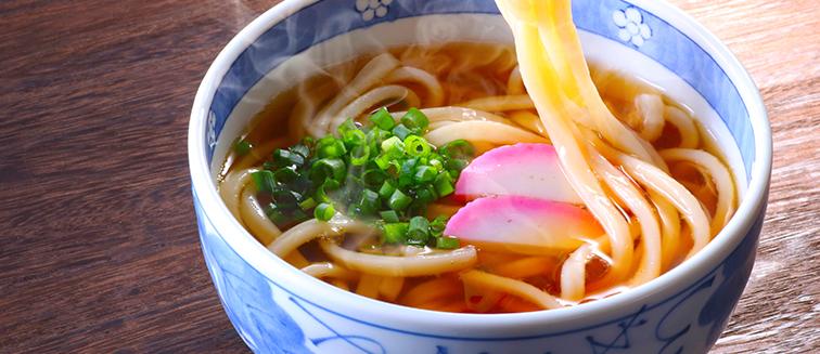 Soba & Udon Noodles