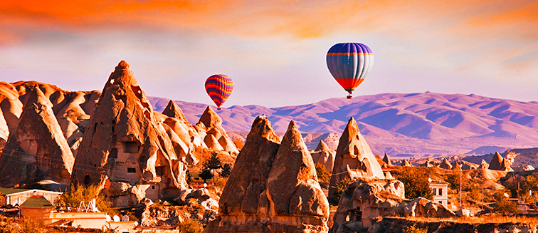 Luxury package holidays to Cappadocia - All inclusive travel Exoticca