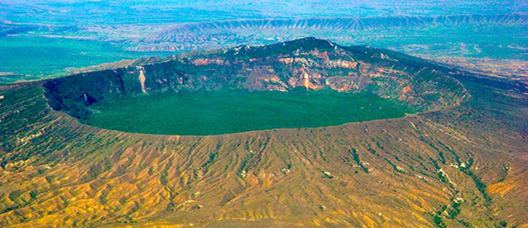Menengai Crater