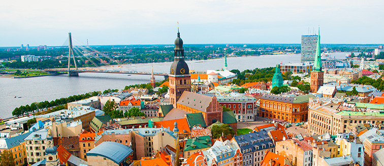 best time to travel to Riga