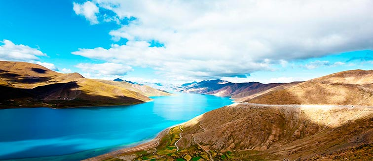 Sacred lakes