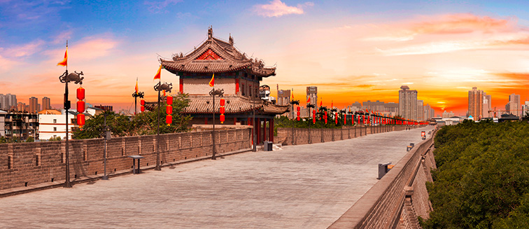 when to travel to xi'an