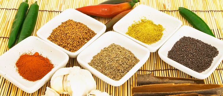 Teas & Spices
